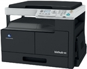 Konica Minolta Photocopy Machine Digital Multifunctional Printer Bh-165