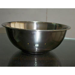 Silver Deep Mixing Bowl, Usage: Home