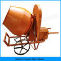 Hand Fed Concrete Mixer