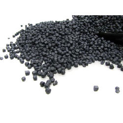 HD Black Plastic Granules(Injection Molding), Pack Size: 25 Kg
