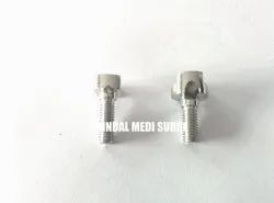 Single Pin Fixation Bolt Orthopedic External Fixator