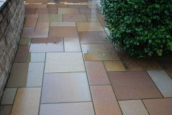 Mix Sandstone Sawn Paving