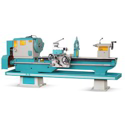 Heavy Duty Cone Pulley Lathe Machines