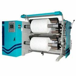 Mohindra 3 Phase Aluminum Foil Slitting Machine
