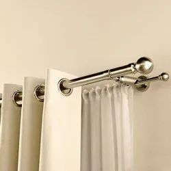 Extendable Divine Metal Curtain Rod