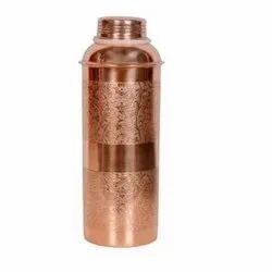 New Design Copper Bottle for Health Benefits, Size: Custom