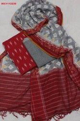 Ikat Designer Salwar Suits
