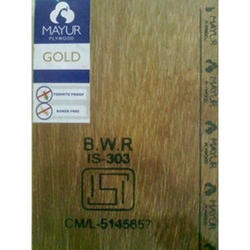 Mayur BWR Waterproof Plywood, Size: 8ft X 4ft