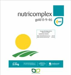 Nutricomplex Gold 0-9-46