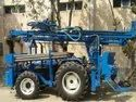 High Efficiency Tractor Mounted Water Well Drill Rig