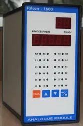 Multichannel Temperature  Indicator