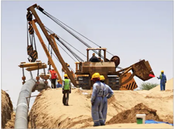 Pipeline Laying Services