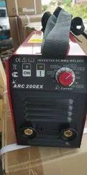 ARC-200E--PORTABLE ARC WELDING MACHINE 200AMPS