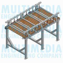 Ceramic Tile Plant Roller Conveyor Tables
