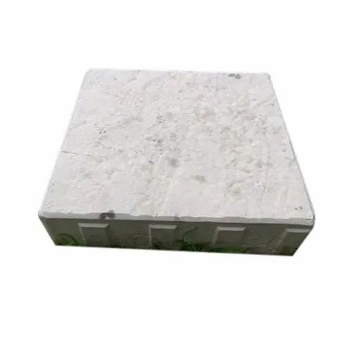 Square Floor Concrete Paver Block, Thickness: 60-100 Mm