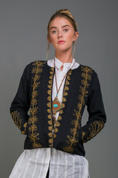 Vintage Embroidery Jackets