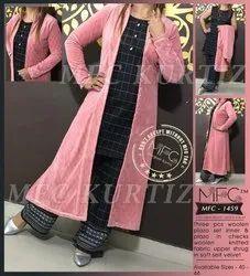 MFC 1459 WOLLEN DRESS