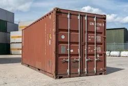 Duty Paid Shipping Container