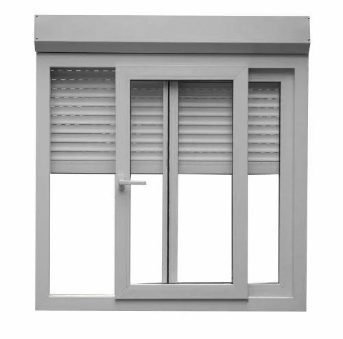 Beau Half Height, Full Height Aluminum Window Shutters