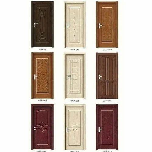 Wooden Bathroom Doors At Rs 2700 Piece, Wooden Bathroom Doors