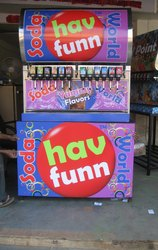 Soda Shop Franchise