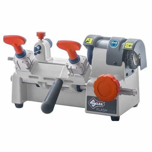 Silca Key Cutting Machines - Silca Flash 008 Key Cutting