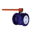 HDPE Lined Ball Valves