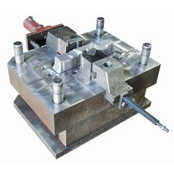 Chromium Steel Square Die Casting Mould, For Industrial