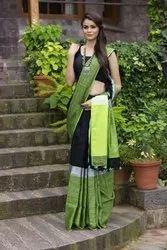 Linen Mahapar Sarees