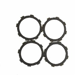 Mild Steel MK Bajaj Bike Clutch Plate
