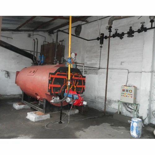 Bi Drum Oil And Gas Fired Boiler at Rs 2500000 /unit | Vatva, Gidc ...