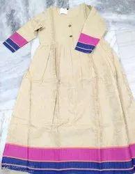 Pattu Cloth Inner Fully Lined Top