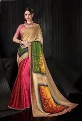 Pr Fashion Launched Beautiful Saree For Semi-Casual Or Festive Wear