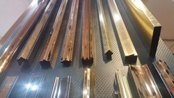 Polished Stainless Steel Decorative Profiles