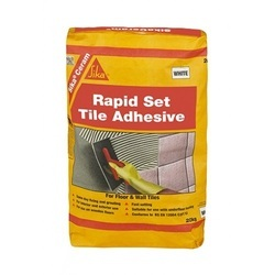 Rapid Set Tile Adhesive