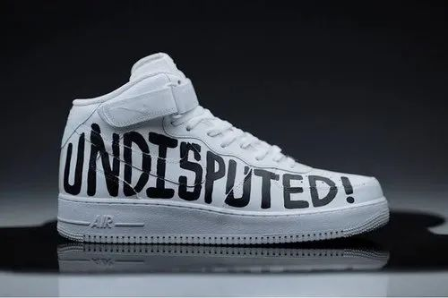 Nike Airforce 1 Undisputed Shoes