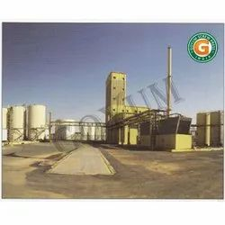 Used Engine Oil Re-Refinery Plant