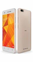 White And Cream Lava Z60s Smartphone