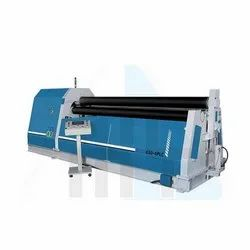 Hydraulic 4 Roll Plate Rolling Machine