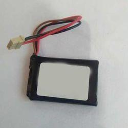 800 mAh Li-ion Battery Pack, Voltage: 3.7 V
