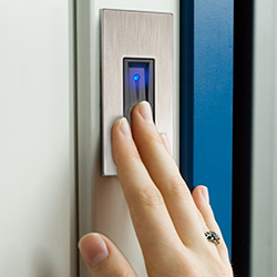 Lift Biometric Access Control System- Ece Kone Otis Schindler Thysen Krupp Johnson