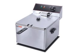 Electric Single Deep Fryer 11 Ltrs