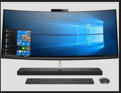 HP ENVY Curved All-in-One - 34-b152in Desktop