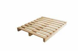 Rectangular 2 Way Wooden Pallet