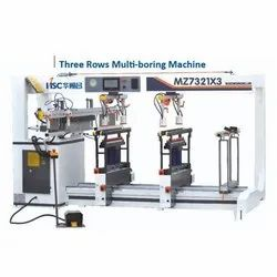 Three Head Multi Boring Machine