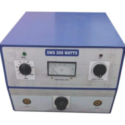 500 Watt SWD Portable Machine