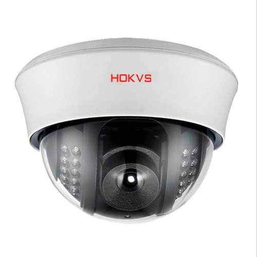 720 P HOKVS Analog CCTV Security Dome Camera