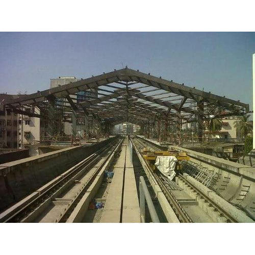 Pre Fabricated Metro Stations Building