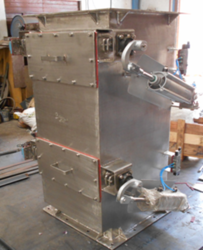 Flap Valve - Pneumatic Operated