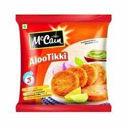 Fry or Bake McCain Aloo Tikki, Packaging Type: Packet